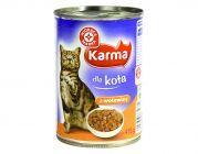 Karma dla kota z wołowiną