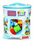 Mega Bloks  klocki 60 elementów torba