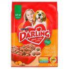Darling Z drobiem i dodatkiem wyselekcjonowanych warzyw Karma dla dorosłych psów 3 kg