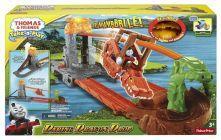 THOMAS & FRIENDS Smocza Przeprawa Take-n-Play Mattel