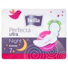 Bella Perfecta Ultra Night Silky Drai Podpaski higieniczne 7 sztuk