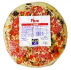 Pizza z salami 300g