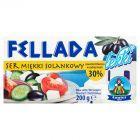 Łowicz Fellada Ser miękki solankowy lekki 30% 200 g