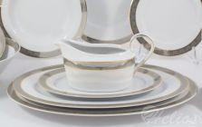 Serwis obiadowy bez wazy dla 12 os. / 44 części - G626 JENNY