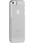 Etui do iPhone 5/5S/SE JustMobile Matt - przezroczyste