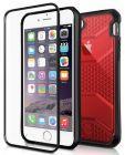 Etui do iPhone 7/8/SE 2020 iTskins Evolution - czerwone