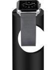 Stojak do Apple Watch JustMobile - czarny