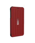 Etui do iPhone Xs Max UAG Metropolis - czerwone