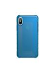 Etui do iPhone X/Xs UAG Plyo - niebieskie przeźroczyste