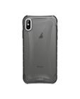 Etui do iPhone Xs Max UAG Plyo - czarne przeźroczyste