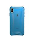 Etui do iPhone Xs Max UAG Plyo - niebieskie przeźroczyste