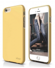 Etui do iPhone 6/6S Elago Slim Fit 2 - zółte