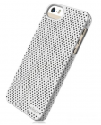 Etui do iPhone 5/5S/SE Elago S5 Breath Case - białe